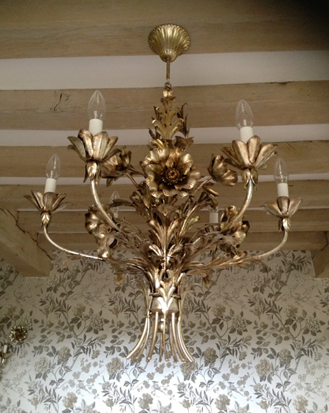 Antique and Vintage Lighting