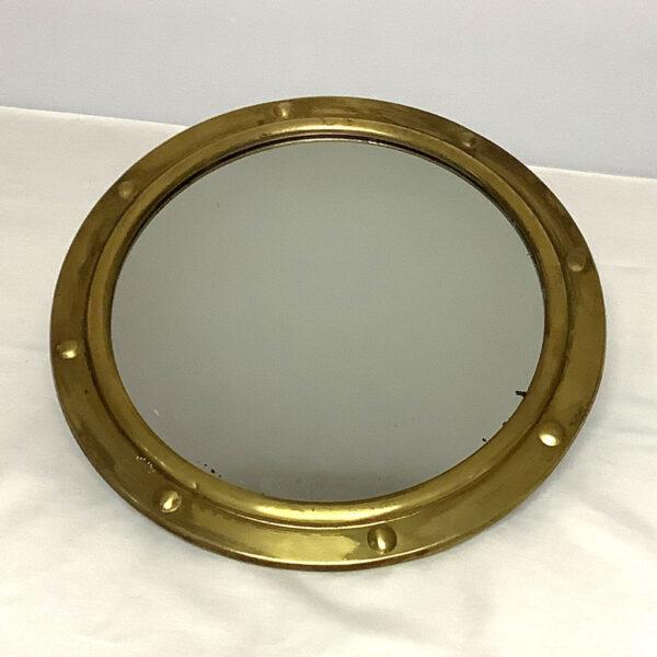 Vintage Port Hole Style Mirror