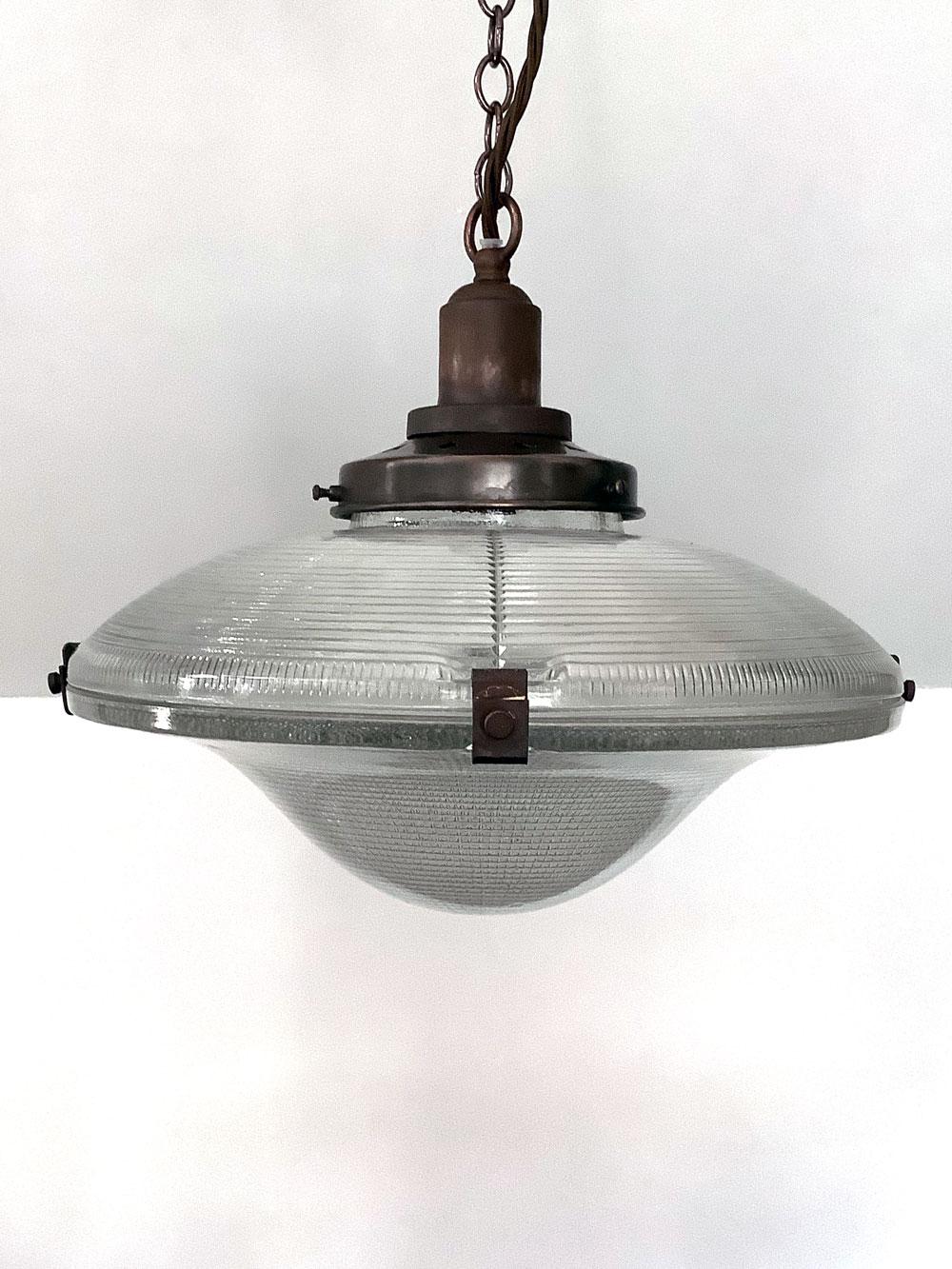 Holophane Style Light